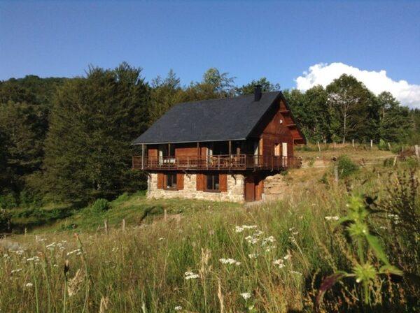 Natuurhuisje in Cros - 4 personen - Auvergne