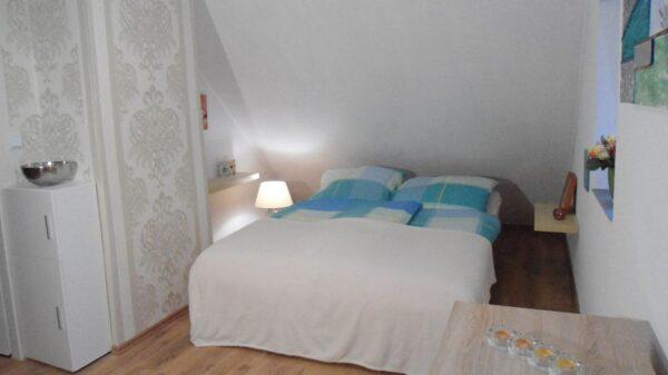 Natuurhuisje in Euscheid slaapkamer