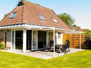 Bungalow Wellness Wâldbungalow 4 - Nederland - Friesland - 4 personen afbeelding