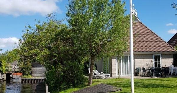 Bungalow Wiidbungalow 8B - Nederland - Friesland - 8 personen afbeelding