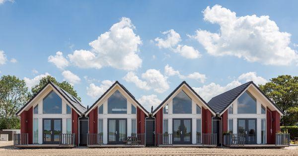 Lodge Strandlodge 4 - Nederland - Friesland - 4 personen afbeelding