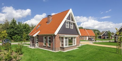 Landal Waterparc Veluwemeer | 6-persoonsvilla - comfort | Type 6D2 | Biddinghuizen