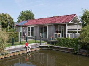 Vakantiehuis FR030 Akkrum - 4 personen - Friesland