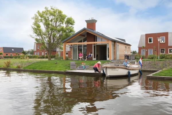 Vakantiehuis FR031 Akkrum - 6 personen - Friesland