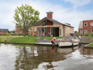 Vakantiehuis FR032 Akkrum - 4 personen - Friesland