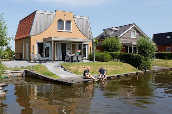 Vakantiehuis FR033 Akkrum - 6 personen - Friesland