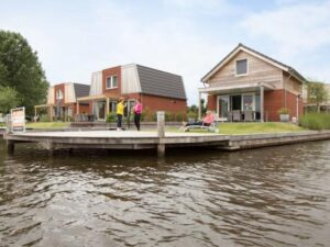 Vakantiehuis FR034 Akkrum - 4 personen - Friesland