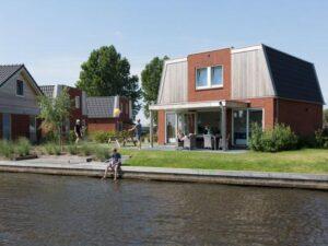Vakantiehuis FR035 Akkrum - 8 personen - Friesland
