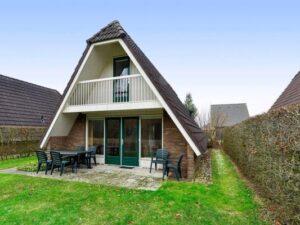 Vakantiehuis GR013 Vlagtwedde - 4 personen - Groningen