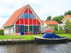 Vakantiehuis GS005 Steendam - 6 personen - Groningen
