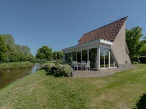 Vakantiehuis GW006 Wedde - 8 personen - Groningen
