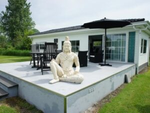 Vakantiehuis ZH047 Oostvoorne - 2 personen - Zuid-Holland